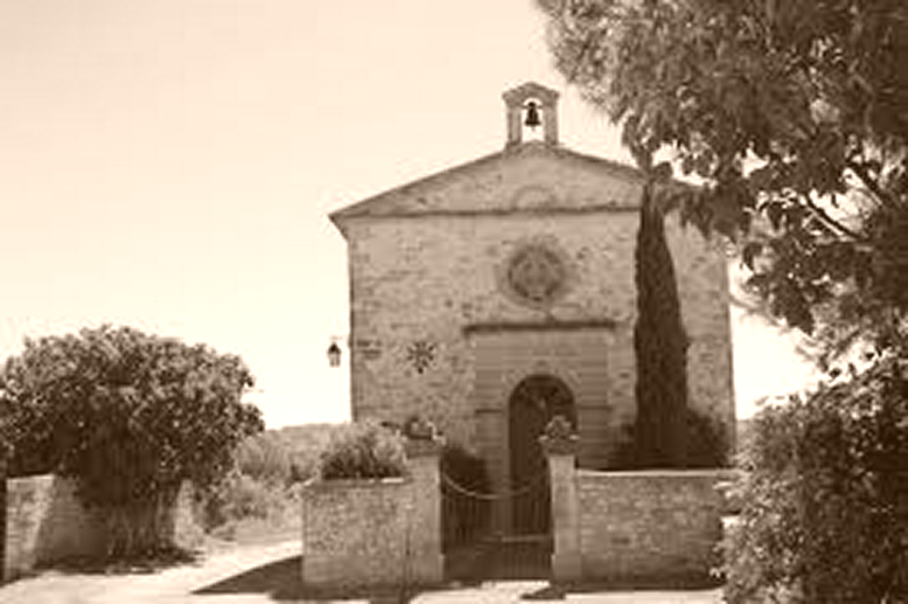 Temple en Languedoc